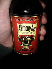 Buffalo Bills - Alimony Ale